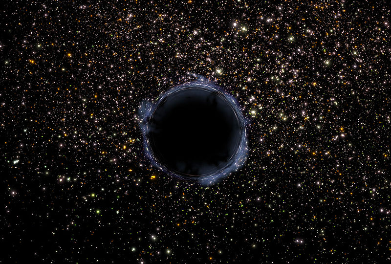 NASA black hole