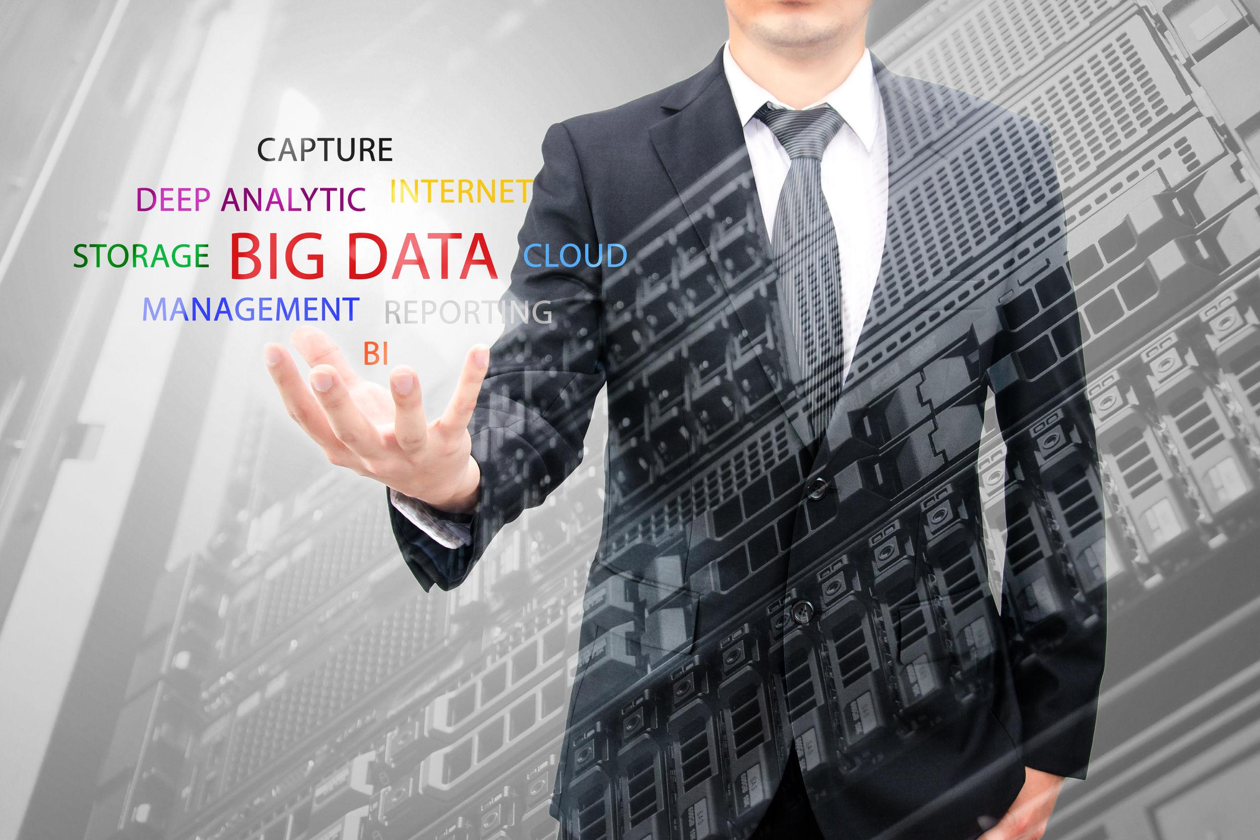Big Data líder