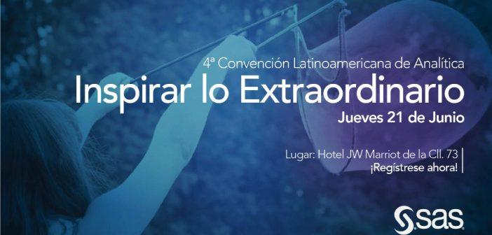 4a. Convención Latinoamericana de Analítica