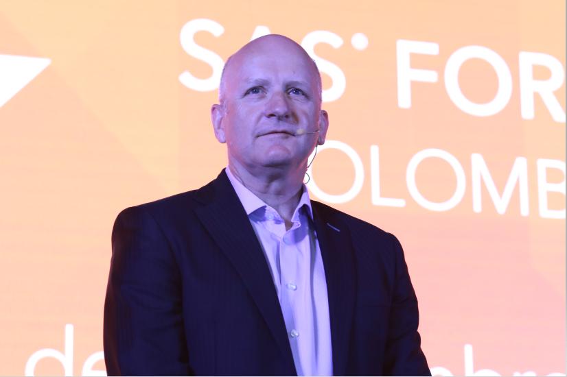 David McDonald SAS Forum Colombia