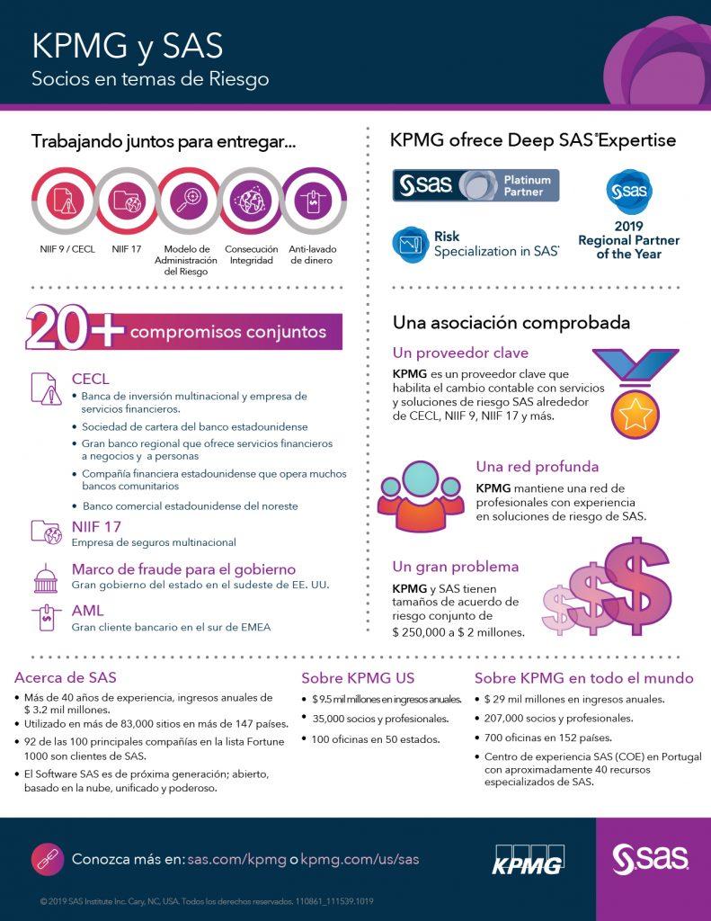 Alianza KMG y SAS Colombia