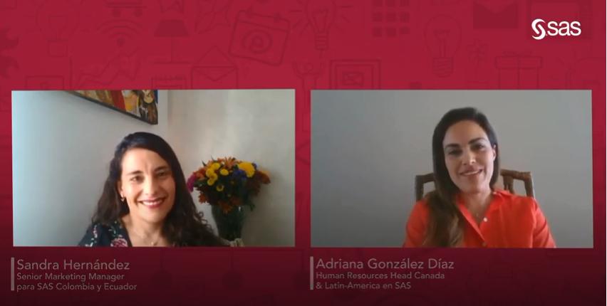 SAS Talks: Adriana González Díaz, Human Resources Head Canada & Latin America, SAS