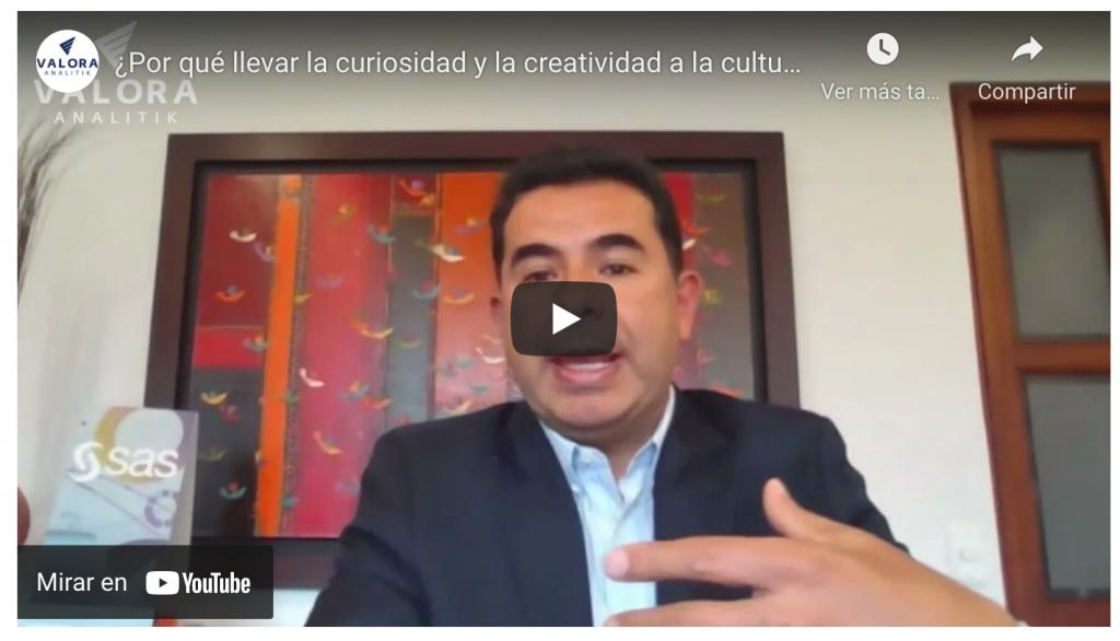 ¿Por qué llevar la curiosidad a la cultura corporativa y el liderazgo?