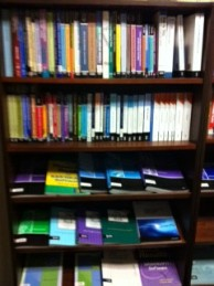 SAS Publishing bookshelf