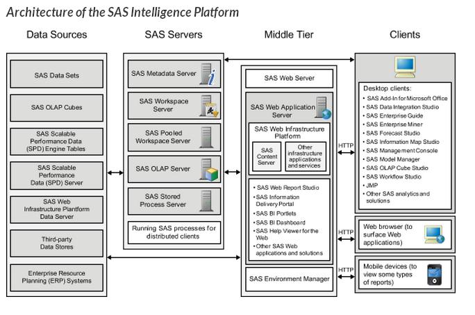 SAS Intelligence Platform