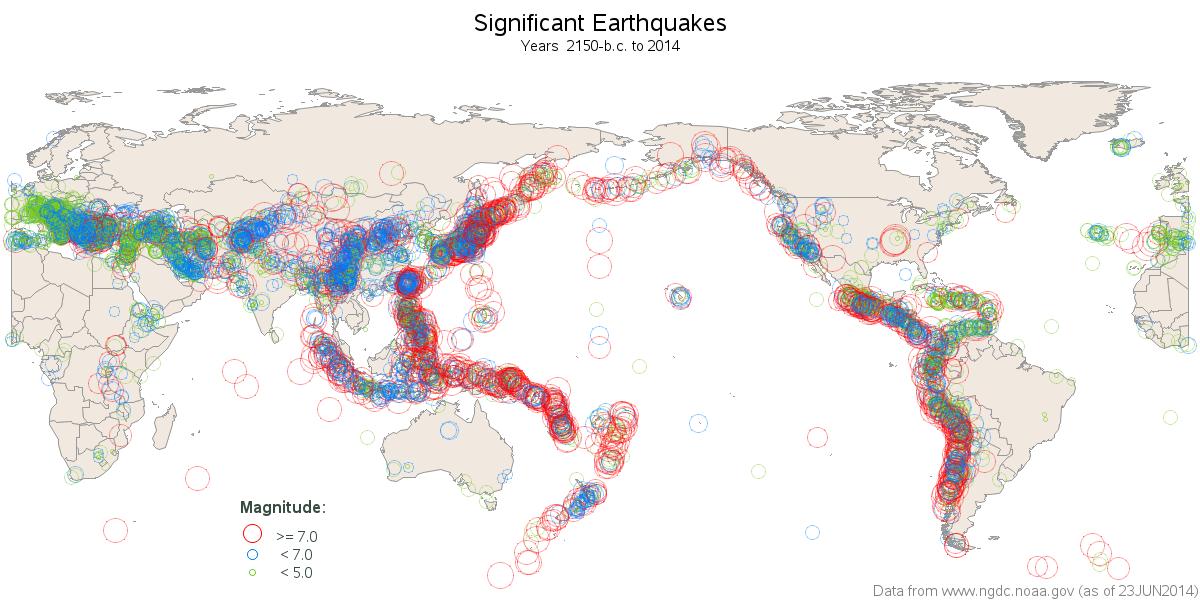 worldquakes