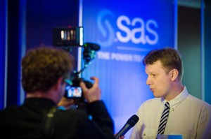 My last interview with Bart Baesens at the Analytics 2014 conference in Frankfurt.