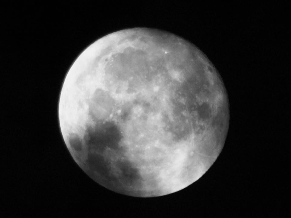 Is the Moon really 1/4 the size of the Earth? - SAS Learning Post