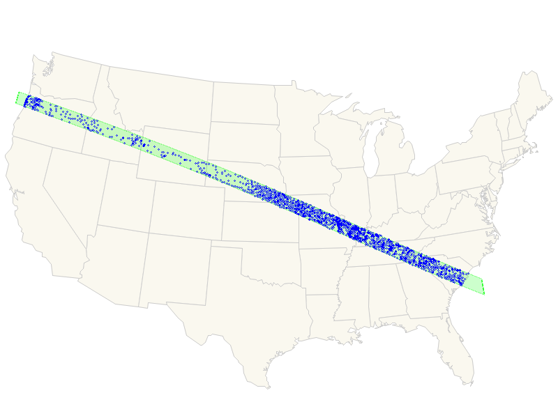 Is Your City In The Path Of The Total Eclipse Sas Learning Post