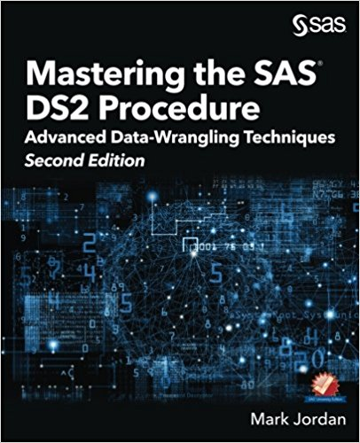 Mastering the SAS® DS2 Procedure book cover image