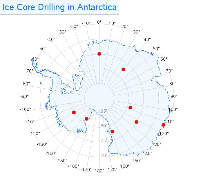 Plotting data on Antarctica - a mapping challenge! - SAS