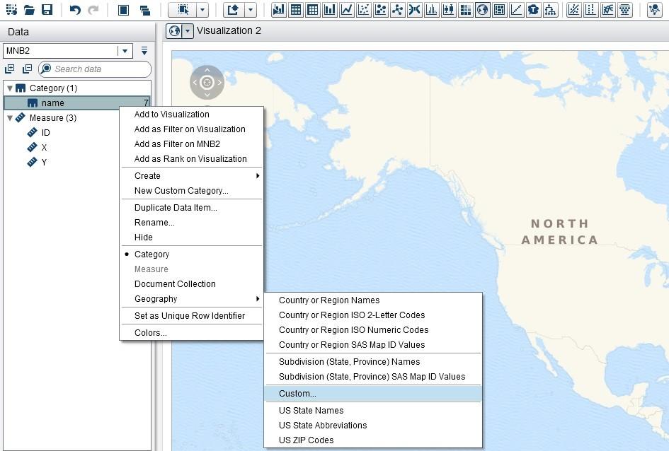 Custom Maps in SAS Visual Analytics: My Neighborhood - SAS Learning Post