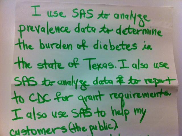 prevelance data analysis