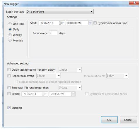Four Ways To Schedule Sas Tasks Sas Users Groups