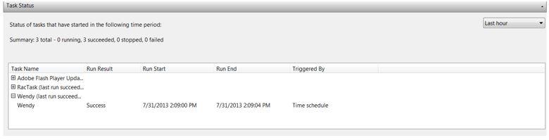 Four ways to schedule SAS tasks - SAS Users Groups