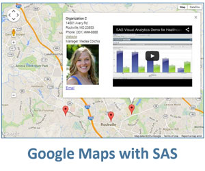 Google Maps with SAS