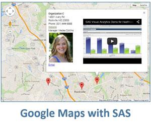 Google Maps with SAS