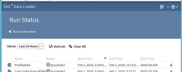 Copy data to Hadoop using SAS10
