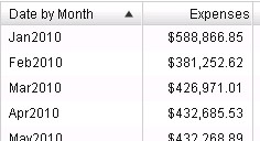 Date Formats in Visual Analytics Designer11