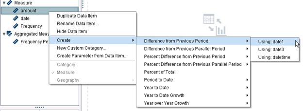 Date Formats in Visual Analytics Designer9