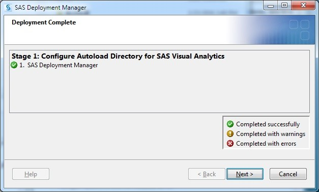 SAS Visual Analytics autoload configuration made easy3