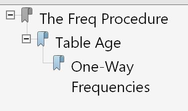 FREQ procedure's one-way tables06
