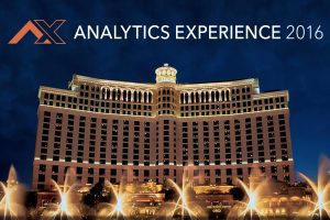 Bellagio Hotel for Analytics Experience