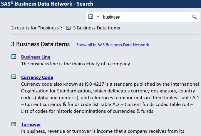 Four ways to conduct a web search for business terms with