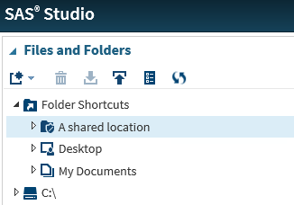 SAS Studio Tips for SAS Grid Manager Administrators