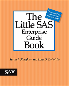 Little SAS Enterprise Guide book