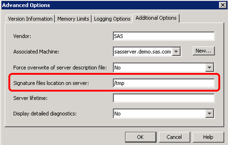 SAS Configuration Directory Security for SAS Visual Analytics