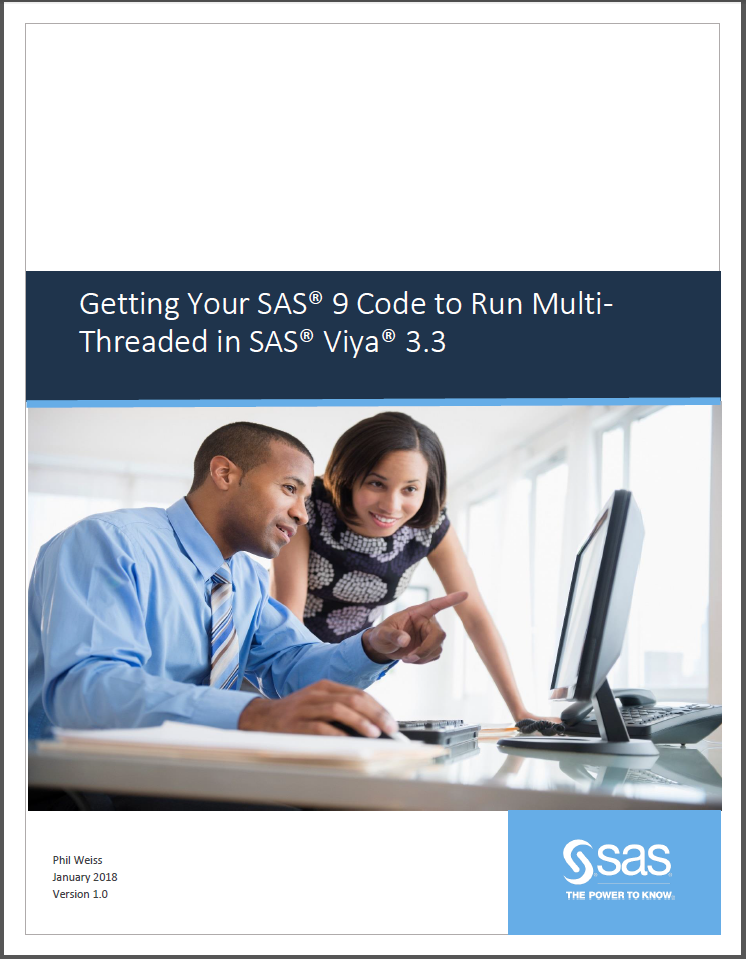 Getting SAS 9 code to run in SAS Viya