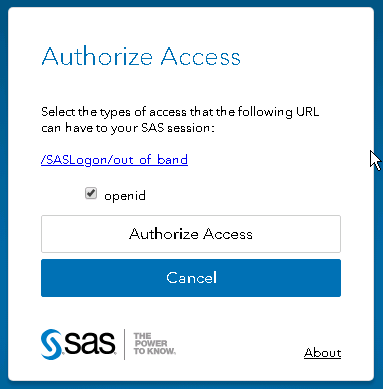 Authentication to SAS Viya: a couple of approaches - SAS Users