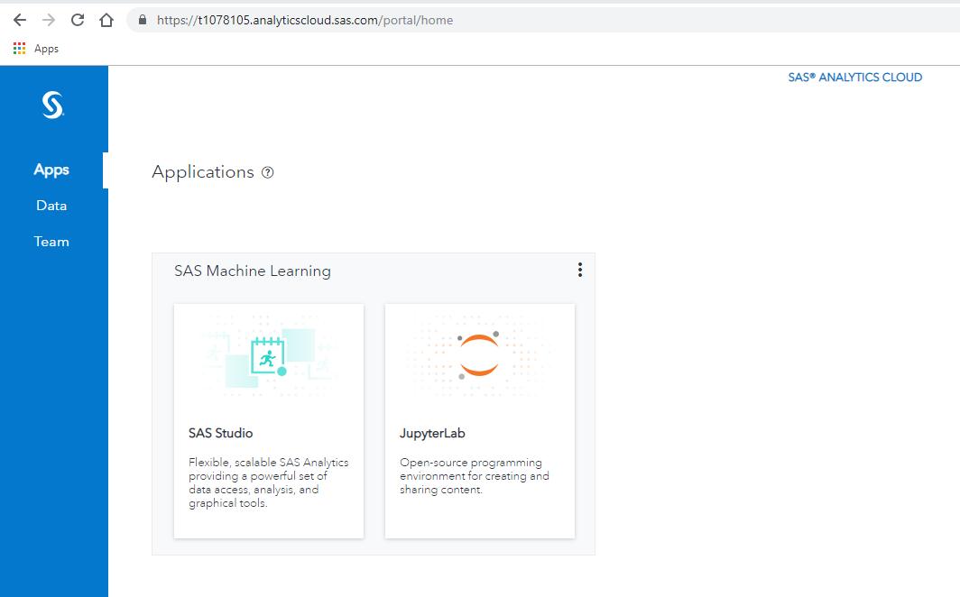 Zero to SAS in 60 Seconds- SAS Machine Learning on SAS