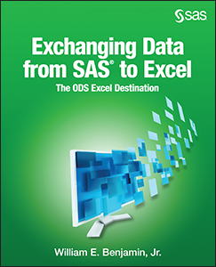 Making the most of the ODS Excel destination