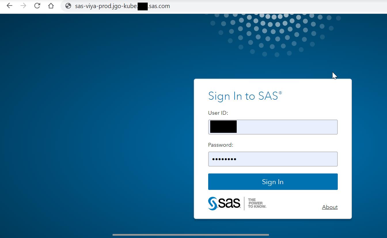 Deploying the Full SAS Viya Stack in Kubernetes - SAS Users