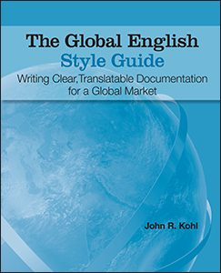 Top 8 Global English Guidelines
