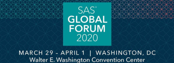 Make the most of SAS Global Forum with the session catalog