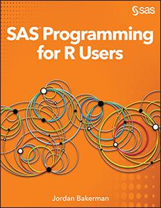Free e-book: SAS Programming for R Users