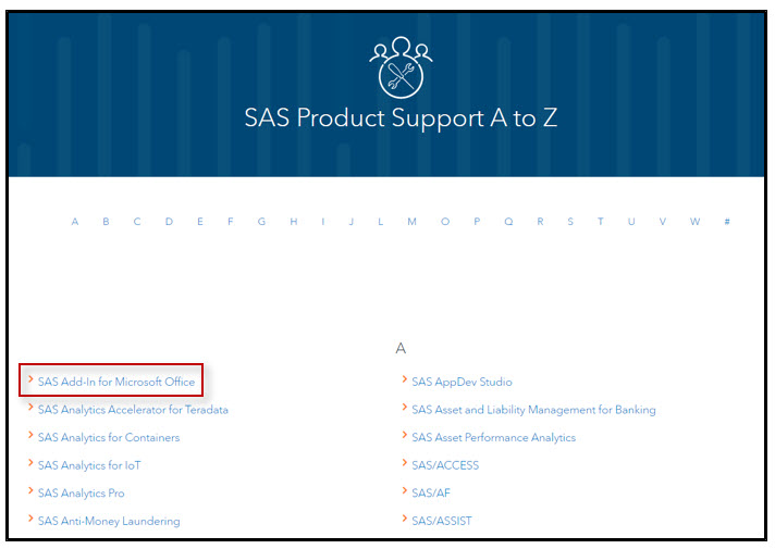 Tips and resources for making the most of your SAS experience