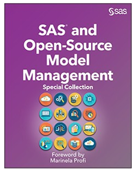 SAS and Open-Source Model Management (free eBook)