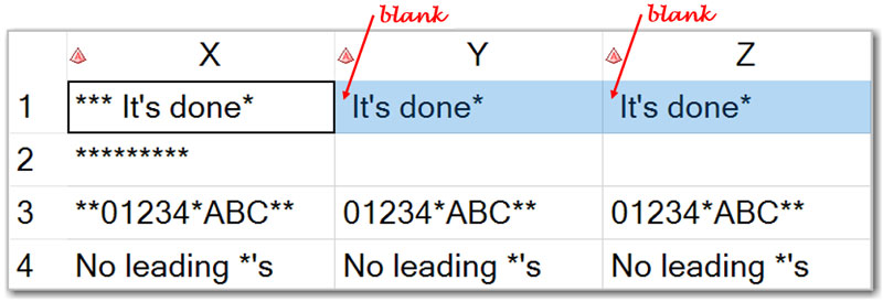 Removing any leading characters in SAS strings