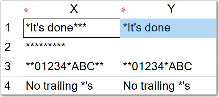 Removing any trailing characters in SAS strings