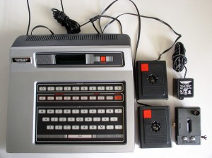 Who would have thought this could lead to the gamification of tax evasion? The Odyssey 2 was basically the GoBots of 80's gaming systems. Photo by Flickr user moparx