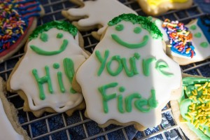 Don't get these cookies this year. Use fraud analytics. Image by Flickr user m01229