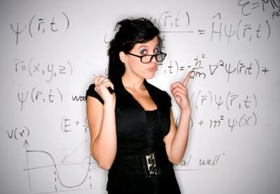data scientist lady