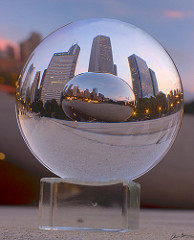 Bean Crystal Ball
