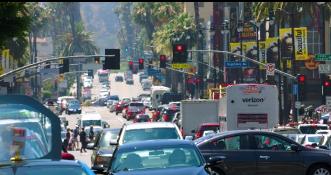 Traffic signal control problem